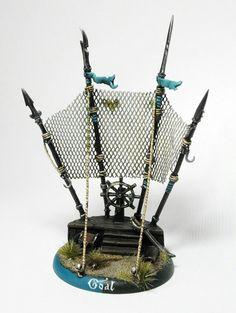 Fisherman's Guild Goal Post