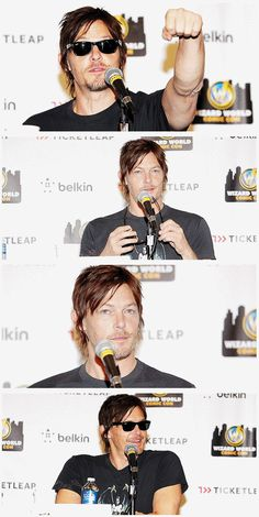 Norman Reedus, The Walking Dead http://pinterest.com/yankeelisa/the-walking-dead-2/