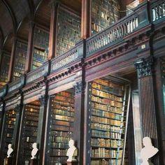 Trinity Library, London, England