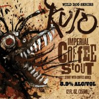 New Flying Dog Coffee Stout. MUST TRY!