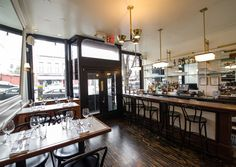 French Louie for Le Grand Socca (boerum hill)
