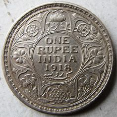 Indien, 1 Rupie, George V / Photo Nika George Vi, Silver Coins For Sale, Old Coins For Sale, Old Coins Price, Old Coins Value, Numismatic Coins, Coin Auctions, Foreign Coins, Coin Prices