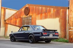 Nissan C10 Skyline