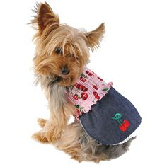 Becky Dog Dress $45
