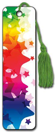 Star Bright - Tasseled Bookmarks