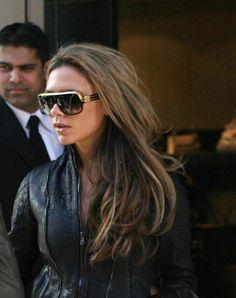Victoria Beckham in LV Millionaire Sunglasses❣