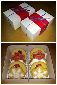 Random cookies #cookies #cute #sweet #Christmas