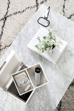 Learn how to style your coffee table with Homey Oh My's Amy Kim on the west elm blog!