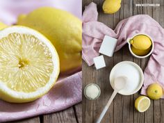Peeling selber machen aus Zucker und Kokosöl