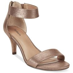 070dad9e7 Style   Co Paycee Two-Piece Dress Sandals