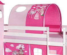Tunnel for Bunk Bed Princess Bed with Slide Kids Bed In Pink: Amazon.de: Küche & Haushalt Princess Bed With Slide, Kid Beds, Bunk Beds, Pink, Amazon, Self, Saving Money Jars, Beds For Children, Child Bed