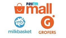 Paytm Mall eyeing stakes in Grofers and MilkBasket, SoftBank initiates  Paytm Mall is in talks with Grofers for a potential investment, may even lead to a merger. SoftBank initiated the deal being a common investor, ET reports  Paytm Mall has about $170 million cash on hand and can easily back grocery retailing, which has emerged as a top spot thanks to Covid-19, SoftBank largely aiming to help Grofers to access (Paytm Mall) cash to deepen its runway, as new money looks hard to come  On the… Startup News, Investors, Mall, Runway, Thankful, Money, Top, Cat Walk, Walkway