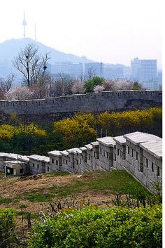 A hike up Inwangsan Mountain in Seoul, South Korea is beautiful, moderate and a great way to see ancient Seoul mixed with modern day.