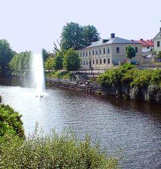 A Visit to Gävle, Sweden: Gävle (Gavle) in Sweden