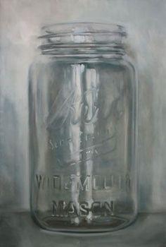 Sally Tharp (oil on canvas):