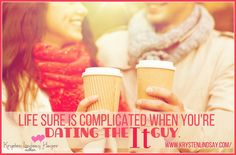 Dating the It Guy by Krysten Lindsay Hager     Release Date: March 21st 2017   Genres: Contemporary, Romance, Young Adult     E...