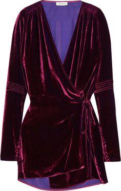 386 Best Couture Luscious Velvets Various Designers