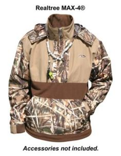 bc5adfbce04b0 Drake Waterfowl Systems MST Shooter's Quarter Zip Pullovers for Men