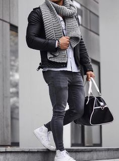 Men winter fashion 298645019043463903 - mens casual outfit Source by olivierdun Stylish Mens Outfits, Casual Outfits, Mens Fashion Outfits, Mens Scarf Fashion, Men Fashion, Trendy Mens Fashion, Fashion Menswear, Fashion Boots, Casual Wear