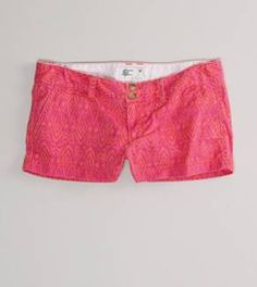 AE shortie printed shorts ..just ordered these along with a few others....ready for warm weather:)