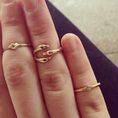 simple knuckle knot rings,knuckle ring, pinky rings, jewelry rings,fashion rings, unique rings,rings for women,girls ring