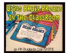 All Students Can Shine: Brain Breaks