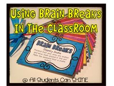 All Students Can Shine: Throwback Thursday - Brain Breaks