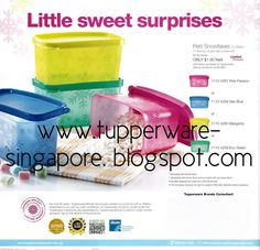 tupperware pictures of products | Buy Tupperware in Singapore: Latest Tupperware Catalogue