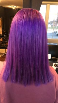 Light purple joico.  Done by Lindsey Gonzales
