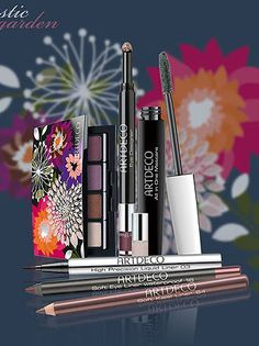 ArtDeco Mystic Garden Makeup Collection for Autumn 2012 eye products Mascara, Eyeliner, Eyeshadow, Makeup Lipstick, Mystic Garden, Power Of Makeup, Makeup Collection, Lip Gloss
