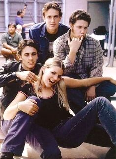 Freaks and Geeks #SALSITinspo #90s