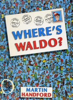 I never could find that damn Waldo.