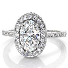 Design 3018 - Knox Jewelers - Minneapolis Minnesota - Hand Engraved Engagement Rings - Large Image