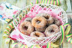 Gluteenittomat munkkirinkilät No Bake Cake, Doughnut, Gluten Free, Baking, Desserts, Recipes, Food, Heaven, Kitchen