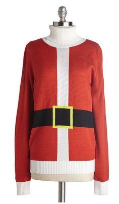 Tacky Christmas sweater party anyone? #hohoho