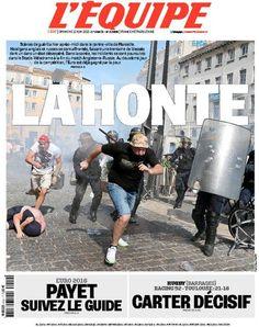 Rassegna stampa estero: guerriglia a Marsiglia - http://www.maidirecalcio.com/2016/06/12/rassegna-stampa-estero-12-giugno.html