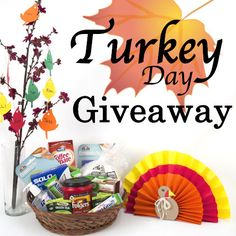 Thanksgiving is right around the corner. What better way to say thanks than with a TURKEY DAY GIVEAWAY! Find out how to enter to win this awesome basket! #win #contests #giveaways http://blog.shoplet.com/giveaways/turkey-day-giveaway/