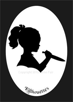 Killhouettes.com printable horror sillouette designs!! Want these for cookies