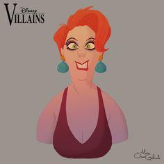 Madame Medusa by MarioOscarGabriele on DeviantArt