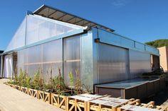 (E)co solar house design.