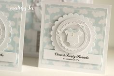 Invitation Cards, Invitations, Baby Cards, Cute Cards, Making Ideas, Card Making, Scrapbooking, Mini, Frame