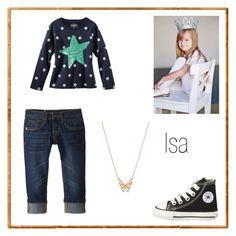 """Isa"" by artemisa-538 ❤ liked on Polyvore featuring beauty, Vigoss, Converse and Stephen Webster"