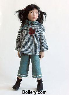 Zwergnase Artist Dolls/Elly-May