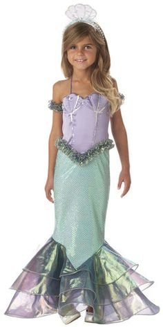 Mermaid Costume Idea