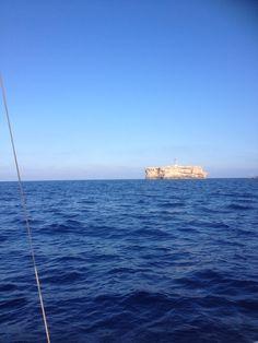 Isla n Foradada.  Illes Balears