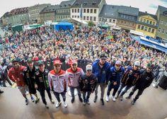 MotoGP: pronti per la lotta al Sachsenring
