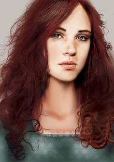 Sansa Stark of Winterfell - a song of ice and fire.