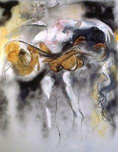 Ger Lataster | …over de abstract-expressionistische schilder Ger Lataster (16/02/1920-19/03/2012)