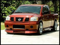 2004 Nissan Titan Pickup