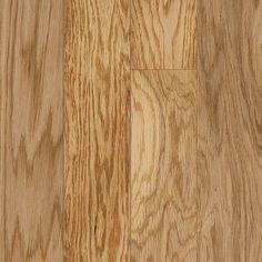 "Bruce Flooring Turlington Signature Series 5"" Engineered Northern White Oak Hardwood Flooring in Natural"